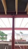 Bolteløsning i taket