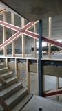 Diagonalkryss og trappesøyle