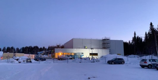 Reinsvoll Idrettshall 18 januar 2019